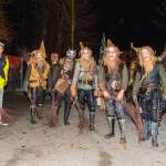 Gruppenfoto Krampus-Pass in Wagrain 2016