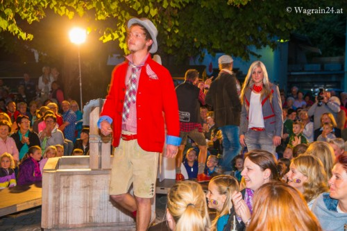 Foto - Young Style bei der Modenschau 2014 in Wagrain