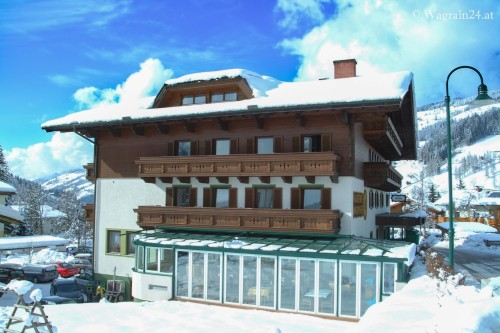 Hotel Sonne im Winter