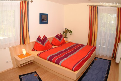 Schlafzimmer - Appartment Landhaus Thurner